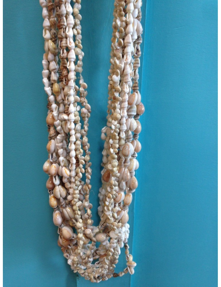 Shell Necklace sathyne jewelry