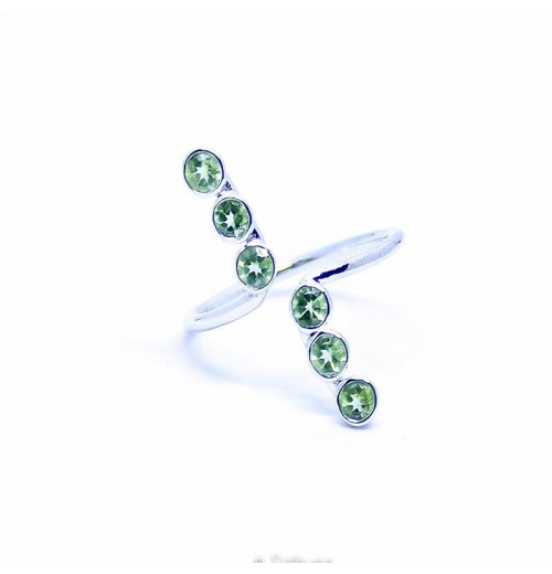 cassiope, peridot ring, sathyne