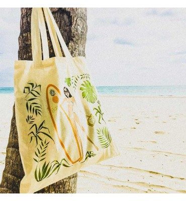 Tote bag, Beach bag