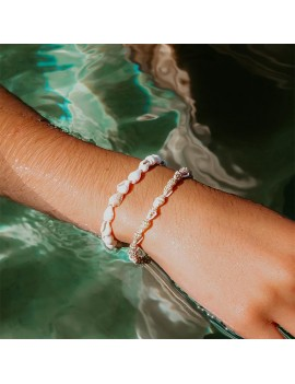 bracelet, coquillages