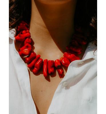 bambou de mer rouge, sathyne bijou