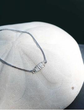 Bracelet, Tiki Kahuna, Argent