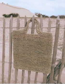 sac de plage luxe xxl - sathyne