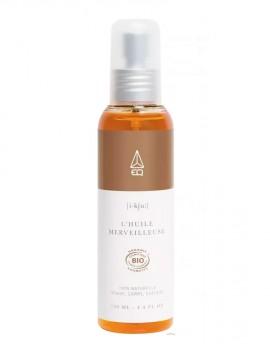 huile sublime pour le corps et les cheveux