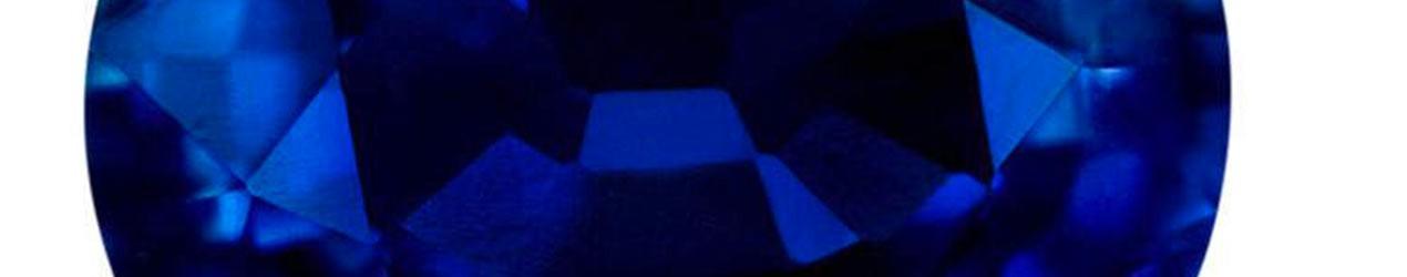 Saphir - pierre bleue