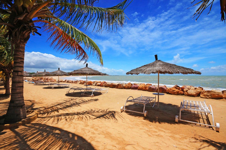 Assouindé beach