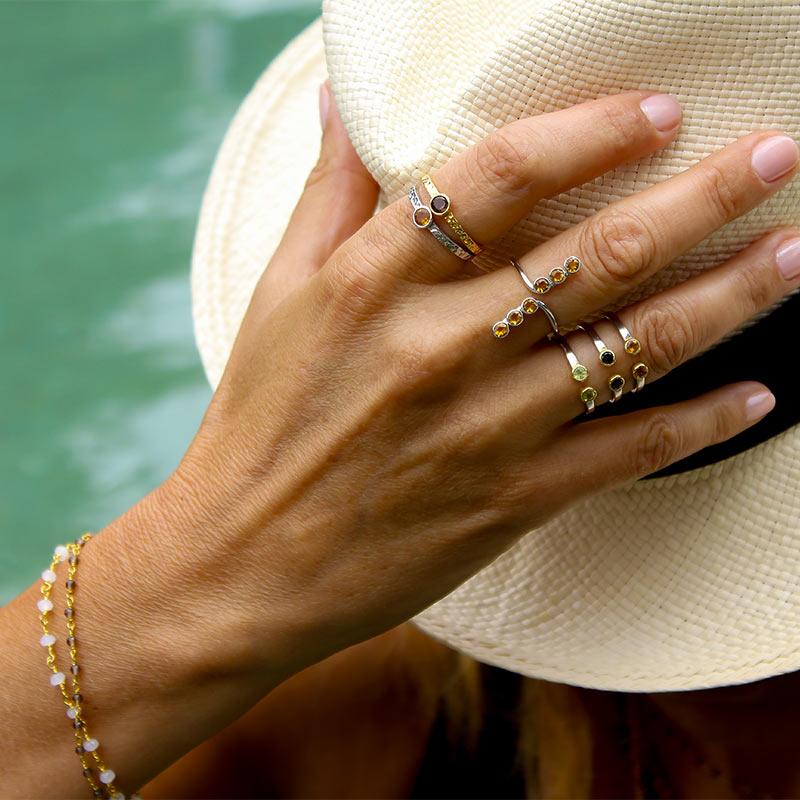 collection bijoux léopard sathyne