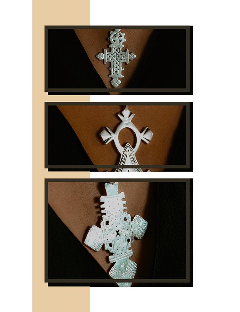 croix touareg, bijoux berbères