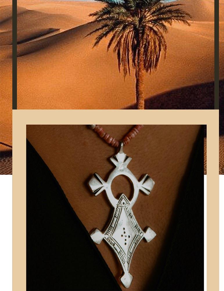 croix du sud, croix berbère,sathyne