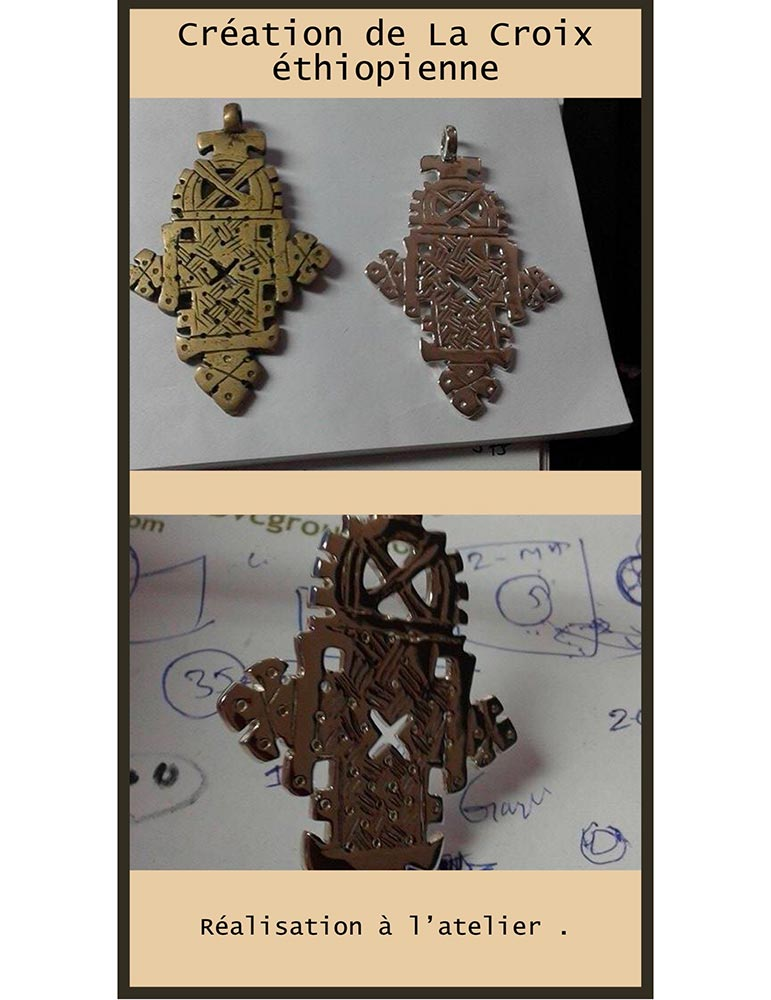 croix éthiopienne