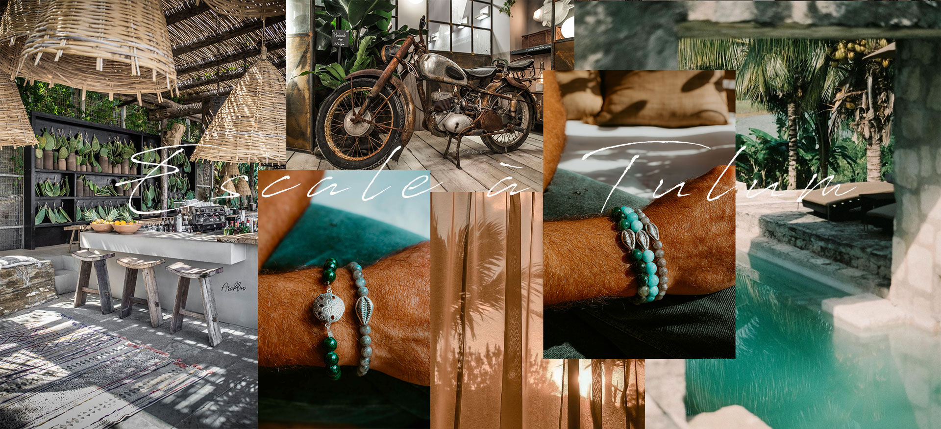 collection Bijoux Hommes