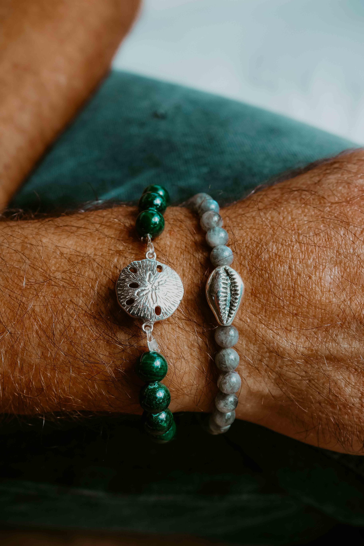 malachite pierre scorpion