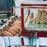 C'est l'heure du goûter... je mangerai bien un ananas à Jaïpur !!! . Bon en attendant je vais manger des fraises, fruits de saisons... . Avec ce bazar on va finir à +15 kg, heureusement qu'après les recettes qu'on trouve à profusion, il y a les coachs sportifs, parce qu'à ce rythme là on ne va plus passer la porte d'entrée 😅. . Bon week-end 💋 . . .