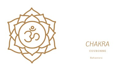 Les pierres naturelles du chakra couronne
