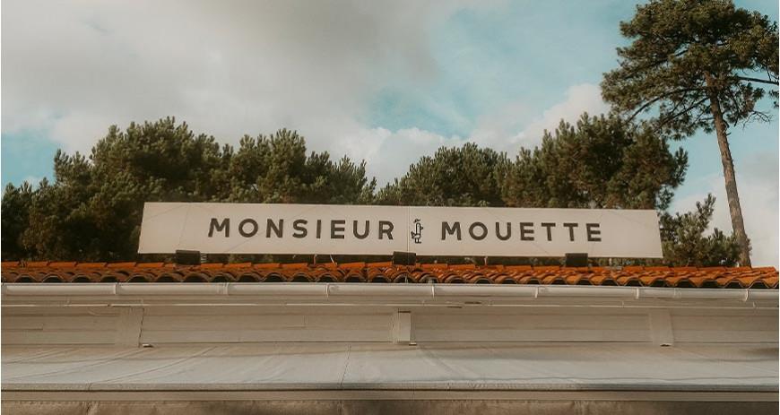 Hossegor, Monsieur Mouette