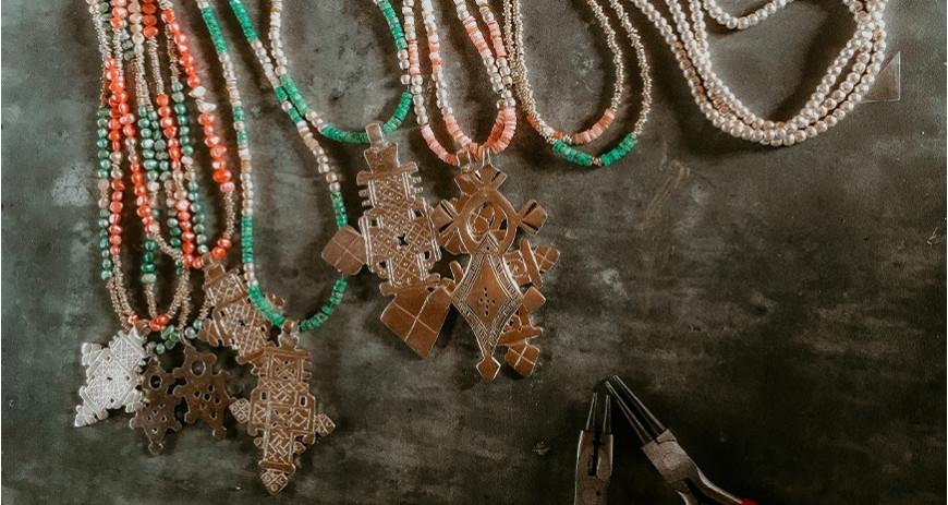 Collection de bijoux ethniques, du Niger à Djibouti
